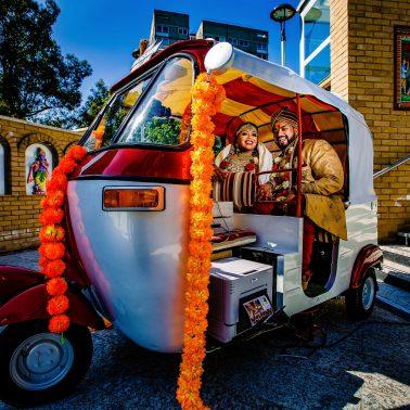 Woolwich Mandir -Hindu wedding -Photography by Olivine Studios