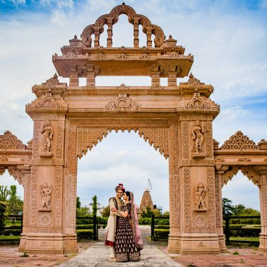 Oshwal centre wedding photography by olivine studios